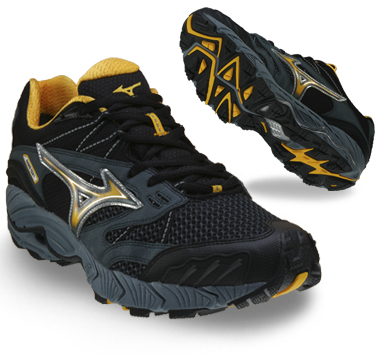 mizuno wave ascend